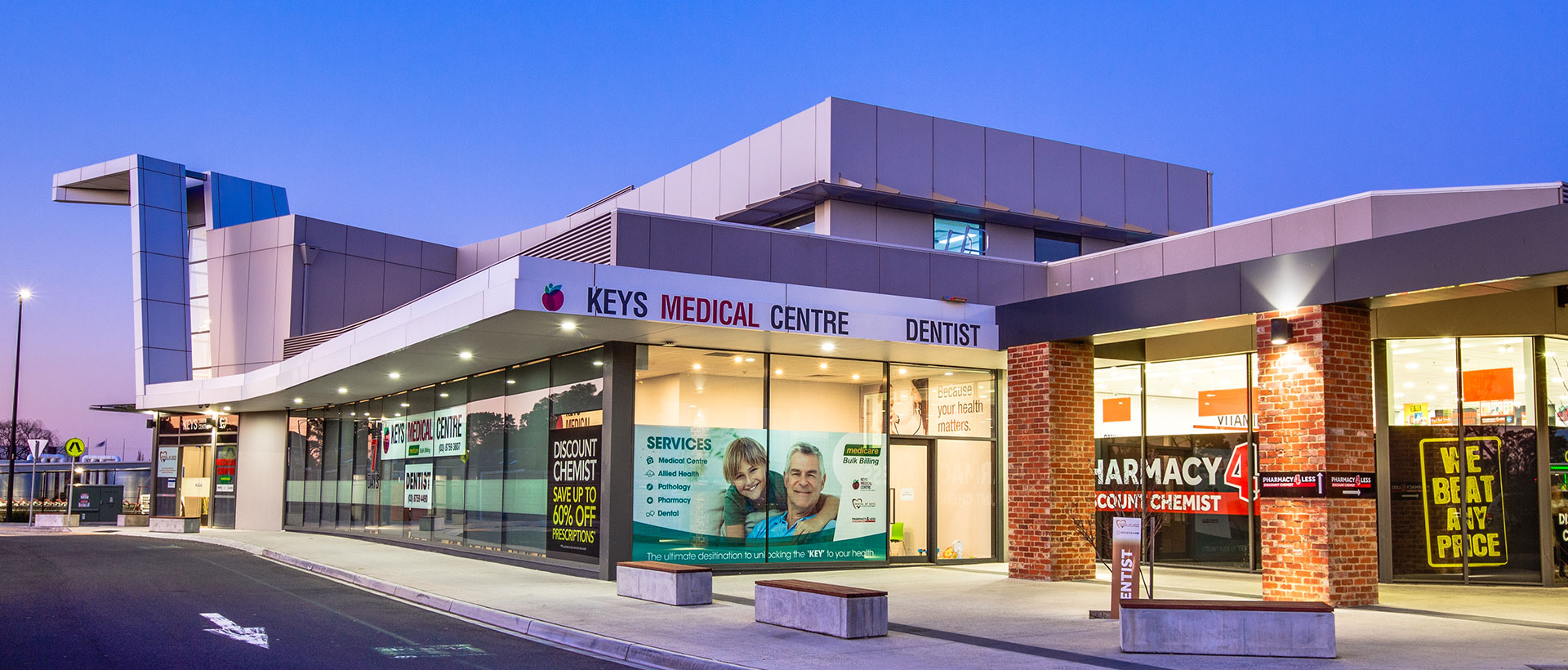 Keys Medical Home Banner