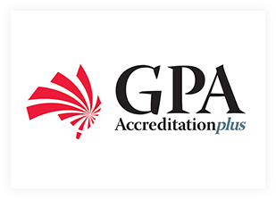 GPA Accreditation Plus Logo